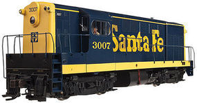 Atlas FM H16-44 Late Body w/DCC Santa Fe #3017 N Scale Model Train Diesel Locomotive #40001892