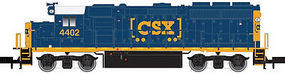Atlas EMD GP40-2 w/Dynamic Brakes CSX #4409 N Scale Model Train Diesel Locomotive #40001920