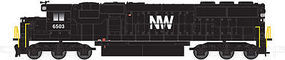 Atlas EMD SD50 w/DCC - Norfolk Southern #6503 N Scale Model Train Diesel Locomotive #40002056