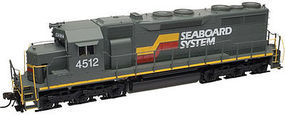 Atlas EMD SD35 Low Hood Seaboard System #4512 N Scale Model Train Diesel Locomotive #40002102