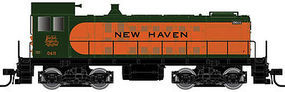 Atlas S2 Loco DCC/Sound New Haven #617 N Scale Model Train Diesel Locomotive #40002160