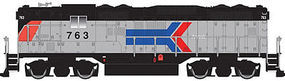 Atlas EMD GP9 No Dynamic Brakes Amtrak #762 N Scale Model Train Diesel Locomotive #40002194