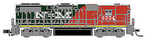 Atlas GP38-2 Hi Nose DC NdeM #9204 N Scale Model Train Diesel Locomotive #40002307
