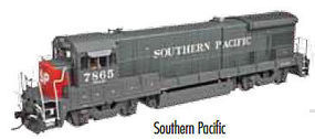 Atlas B30-7 DC Southern Pacific #7865 N Scale Model Train Diesel Locomotive #40002394