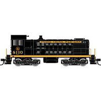 Atlas GP30 DC Undecorated with Nose Headlight N Scale Model Train Diesel Locomotive #40002432
