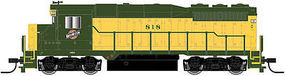 Atlas GP30 DCC Chicago & North Western #810 N Scale Model Train Diesel Locomotive #40002460