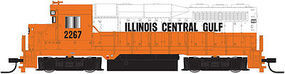 Atlas GP30 DCC Illinois Central Gulf #2265 N Scale Model Train Diesel Locomotive #40002470
