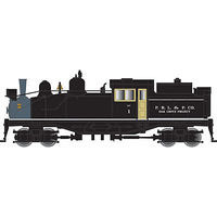 Atlas Shay Portland L&P #1 N Scale Model Train Steam Locomotive #40002566