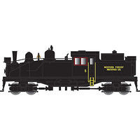 Atlas Shay Western Forest Ind 5 N Scale Model Train Steam Locomotive #40002567