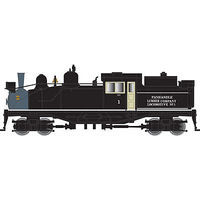Atlas Shay Panhandle Lumber Co #1 N Scale Model Train Steam Locomotive #40002569