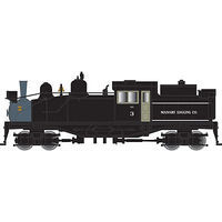 Atlas Shay Manary Logging Co #3 N Scale Model Train Steam Locomotive #40002570