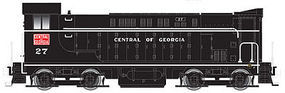 Atlas VO-1000 DCC Central of Georgia #27 N Scale Model Train Diesel Locomotive #40002588