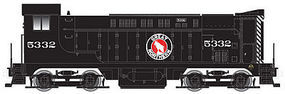 Atlas VO-1000 DCC Great Northern #5332 N Scale Model Train Diesel Locomotive #40002593