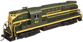 Atlas Alco RS-11 TP&W #401 DCC N Scale Model Railroad Locomotive #40002628