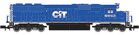 Atlas SD60/60M DC CIT #6003 N Scale Model Train Diesel Locomotive #40002641