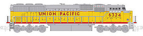 Atlas SD60/60M DC Union Pacific #6328 N Scale Model Train Diesel Locomotive #40002650