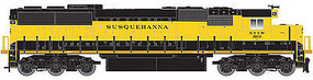 Atlas SD60/60M DCC NYSW #3802 N Scale Model Train Diesel Locomotive #40002659