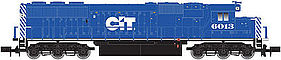 Atlas SD60/60M DCC CIT #6001 N Scale Model Train Diesel Locomotive #40002665