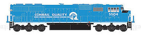Atlas SD60/60M DCC Conrail #5504 N Scale Model Train Diesel Locomotive #40002671