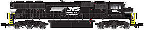 Atlas SD60/60M DCC Norfolk Southern #6814 N Scale Model Train Diesel Locomotive #40002682
