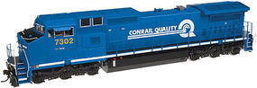 Atlas Dash 8-40CW DC CSX #7302 N Scale Model Train Diesel Locomotive #40002696