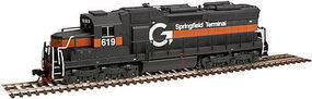Atlas EMD SD26 DC Springfield Terminal Guilford #644 N Scale Model Train Diesel Locomotive #40002873