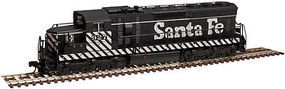 Atlas EMD SD24 with DCC Santa Fe #919 N Scale Model Train Diesel Locomotive #40002877
