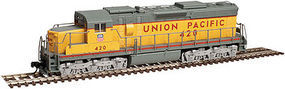 Atlas EMD SD24 with DCC Union Pacific #424 N Scale Model Train Diesel Locomotive #40002882