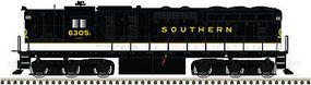 Atlas EMD SD24 with DCC Southern Railway #6300 N Scale Model Train Diesel Locomotive #40002886