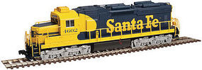 Atlas EMD SD26 Santa Fe #4652 with DCC N Scale Model Train Diesel Locomotive #40002891