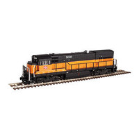 Atlas GE U23B Low Hood Milwaukee Road #5004 N Scale Model Train Diesel Locomotive #40002990