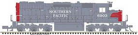 Atlas EMD SD35 Low Nose - Standard DC - Master(R) Silver Southern Pacific 6924 (gray, red) - N-Scale