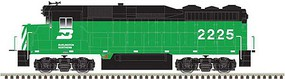 Atlas N GP30 Phase I w/DCC & Sound, BN #2246