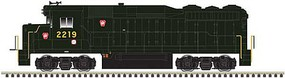 Atlas N GP30 Phase II w/DCC & Sound, PRR #2234