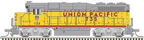 Atlas N GP30 Phase II w/DCC & Sound, UP #735
