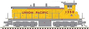 Atlas EMD MP15DC - Standard DC - Master(R) Union Pacific 1350 (Armour Yellow, gray, red) - N-Scale