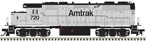 Atlas GP38 DC Amtrak #721 - N-Scale