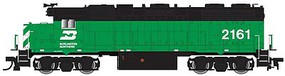 Atlas N GP38 w/DCC & Sound, BN #2177