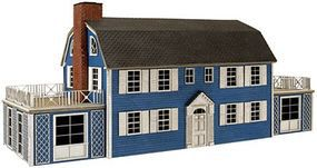 Atlas Amityville Vacation Home HO Scale Model Railroad Building #4001007