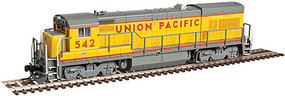 Atlas GE U23B Low Hood with DCC Union Pacific #557 N Scale Model Train Diesel Locomotive #40012015