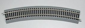 Atlas 18 Curved True-Track HO Scale Nickel Silver Model Train Track #411x1