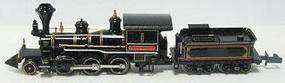 Atlas 2-6-0 Mogul Undecorated N Scale Model Train Steam Locomotive #41600