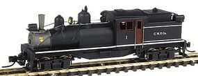 Atlas Shay Steam Loco Crown Willamette Paper Co. 1 N Scale Model Train Steam Locomotive #41622