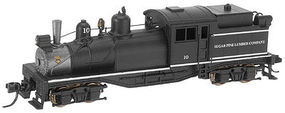 Atlas Shay Steam Loco Sugar Pine Lumber Co. 10 N Scale Model Train Steam Locomotive #41625