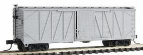 Atlas USRA Single-Sheathed Wood Boxcar Undecorated N Scale Model Train Freight Car #41701