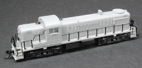 Atlas Alco RS3 Undecorated N Scale Model Train Diesel Locomotive #42000