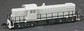 Atlas ALCO RS-1 - Powered - Undecorated N Scale Model Train Diesel Locomotive #44000