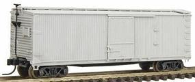 Atlas USRA Double-Sheathed Boxcar Undecorated w/5-5-5 End N Scale Model Train Freight Car #45700