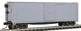 Atlas USRA 40 Rebuilt Steel Boxcar Undecorated N Scale Model Train Freight Car #45803