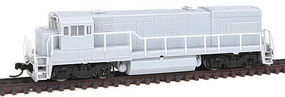 Atlas GE U23B Low Nose w/FB-2 Trucks Undecorated N Scale Model Train Diesel Locomotive #45901